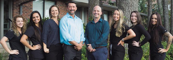 Chiropractor Tallahasse FL Nicholas Belletto and Staff